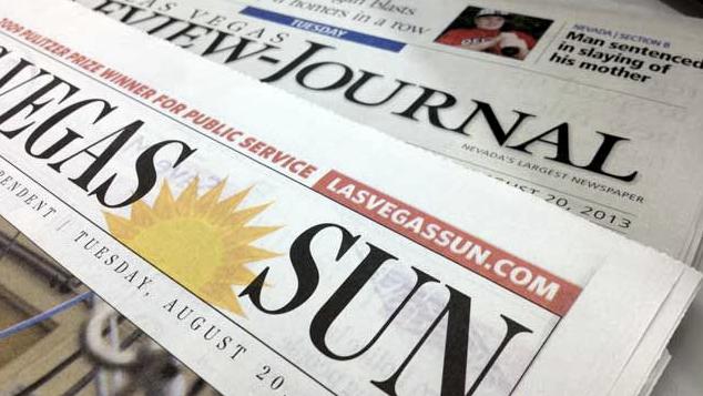 Las Vegas Sun Masthead