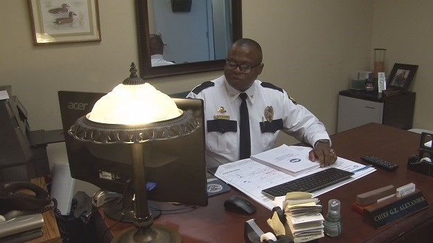 Yemassee Police Chief Heading to D.C.