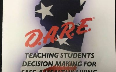 D.A.R.E. Police Graduates Ready to Make Friends, Impact Lives in the Classroom