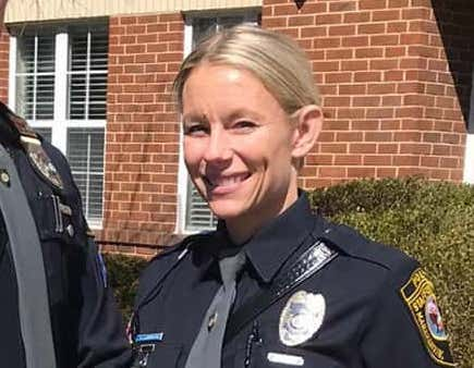 Stafford Police Officer Graduates D.A.R.E. Training