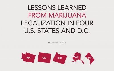 Leading Marijuana Policy Group Releases Study on Impact of Legalization