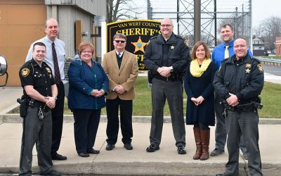 Lincolnview, Crestview Partner with Sheriff Department