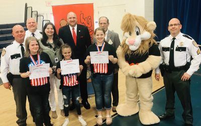 Michigan Avenue D.A.R.E. Holds Graduation