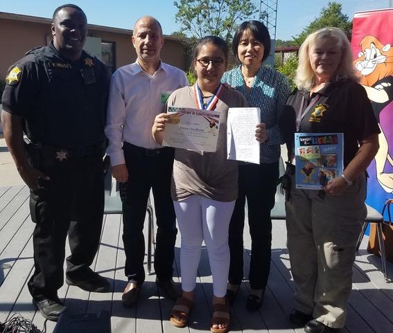 D.A.R.E. Essay Winner – The Center for Knowledge (Columbia, SC)