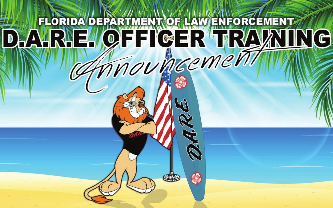 Reminder on Upcoming D.A.R.E. Events in Florida