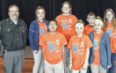 Galion Sixth Graders Celebrate D.A.R.E. at Graduation Program