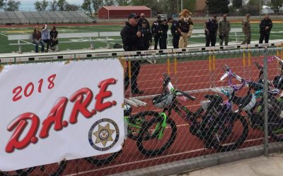 D.A.R.E. Graduation Ceremony
