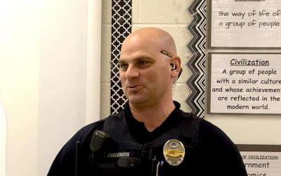 Streetsboro Officer is Top Cop