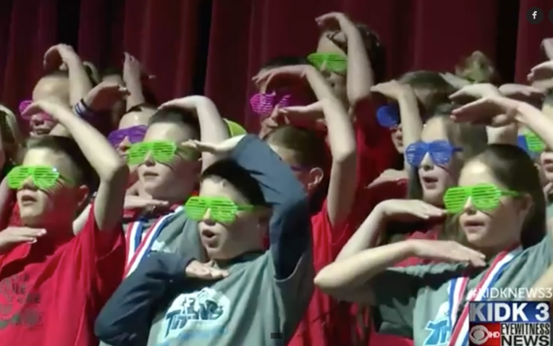 Students Graduating from D.A.R.E. Program Learn Harmful Effects of Drugs