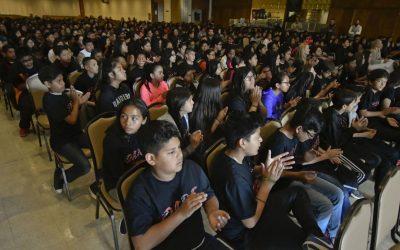 Over 900 Santa Maria-area Students Graduate from D.A.R.E. Program