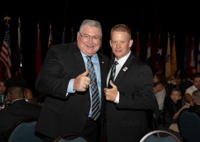 Officer Craig Seibel Receives D.A.R.E. Lifetime Achievement Award