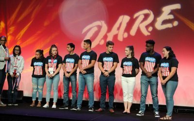 Photos from the 31st D.A.R.E. International Training Conference