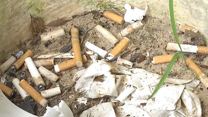 Survey: One-Third of High Schoolers Use Tobacco Products