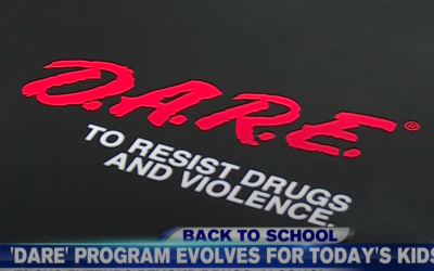 D.A.R.E. Program is Evolving