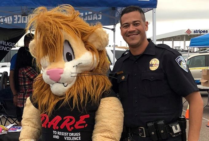National Night Out 2018 in Eagle Pass, TX