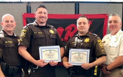 Charles County Sheriff's Officers Complete D A R E