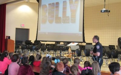 AIS Teams Up with D.A.R.E. for Bullying Prevention Month