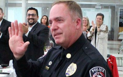 Nixa D.A.R.E. Officer Honored