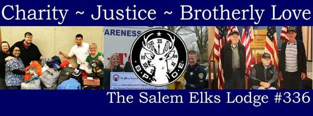 Local Elks Lodge Supports Salem Police D.A.R.E. Program