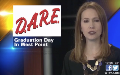 West Point D.A.R.E. Students Receive Diplomas