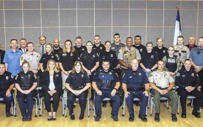 Iowa Law Enforcement Publication Features 2019 Iowa DOT Graduates