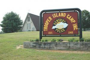 Kentucky D.A.R.E. Officer Training September 2019 @ Trooper Island Camp