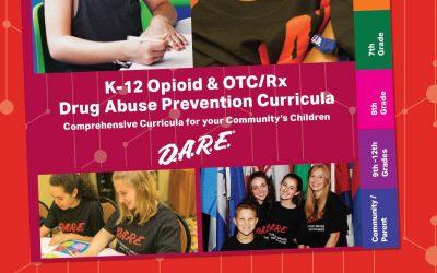 2018 D.A.R.E. Annual Report