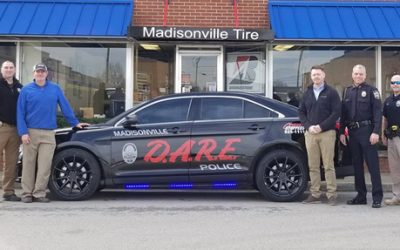 Madisonville PD D.A.R.E. Officer: 'The Role is Rewarding'