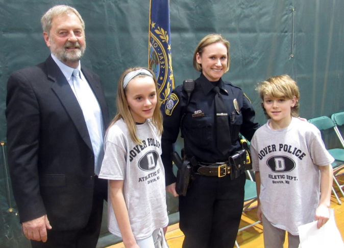 D.A.R.E. Graduation Honors More than 300 Students