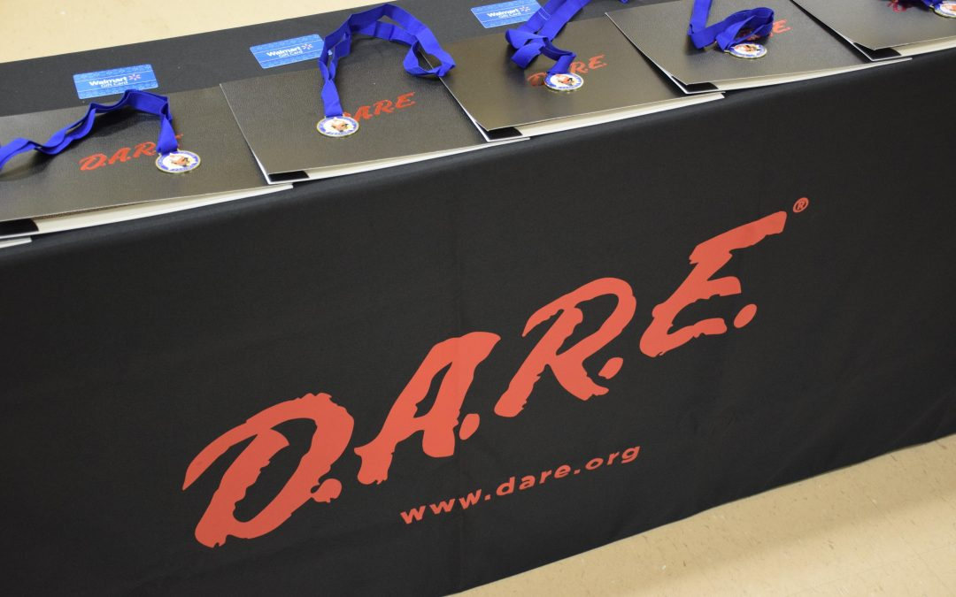 School Graduates 200 from Revamped D.A.R.E. Program