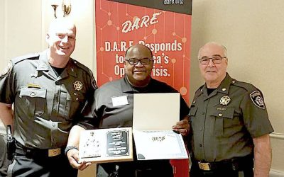 John Coleman Named State D.A.R.E. Officer of the Year