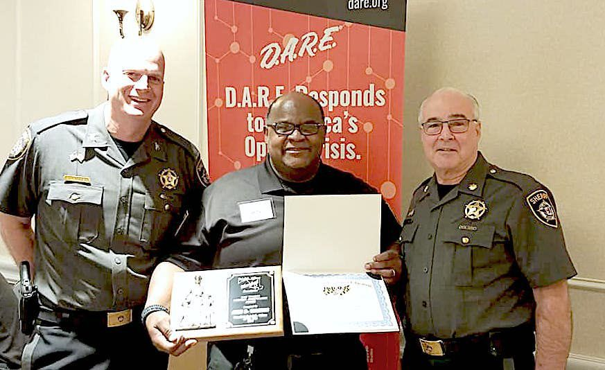 John Coleman, Maryland State D.A.R.E. Officer of the Year 2019