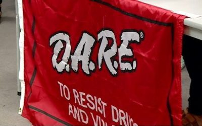 84 Local Students Receive Their D.A.R.E. Degrees