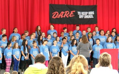 D.A.R.E. Graduation a Big Event at Northside