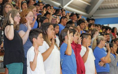 600+ Students Celebrate Completion of D.A.R.E. Program