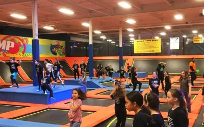 Hasbrouck Heights Police Department Hosts Party for D.A.R.E. Grads