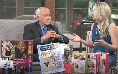 CEO Frank Pegueros Discusses the New D.A.R.E. Curricula on Good Afternoon Arkansas