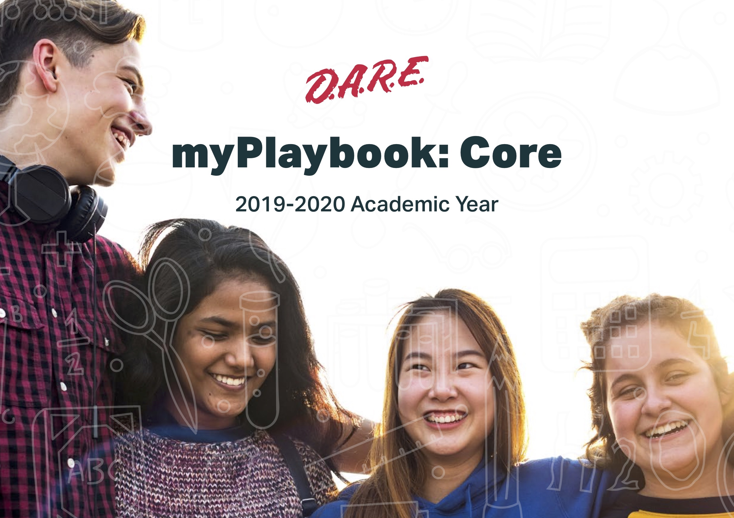 myPlaybook: Core High School Curriculum 2019