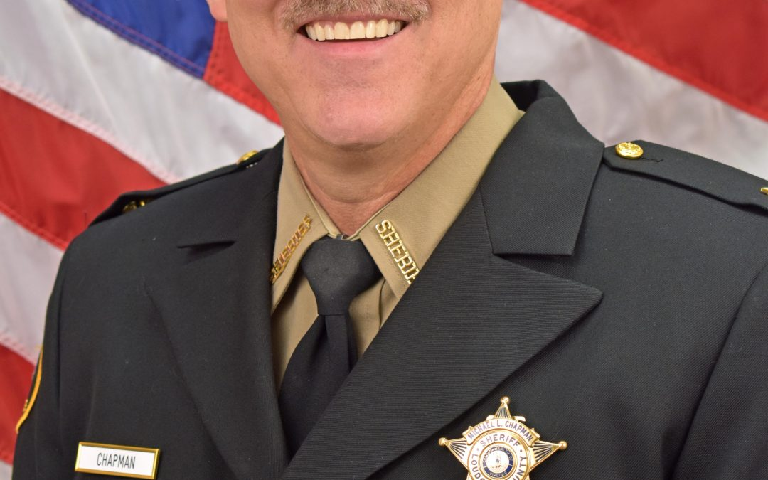 Getting to Know Your Virginia Sheriffs – Loudoun County Sheriff Mike Chapman