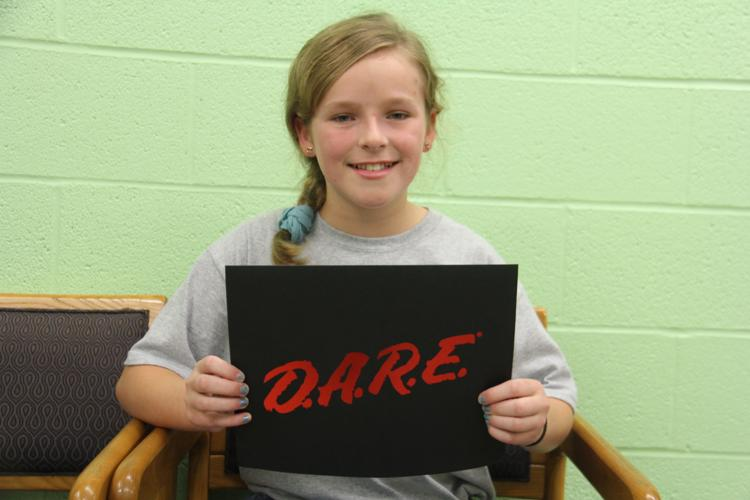 Osage Student Wins State D.A.R.E. Essay Contest