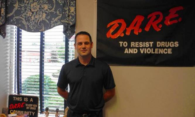 Crossman:  D.A.R.E. is making progress; changing with the times