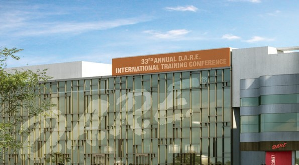 D.A.R.E. International Concludes Highly Successful 33rd Annual Conference