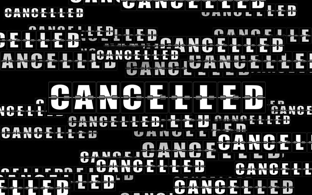 2020 State Conferences Canceled