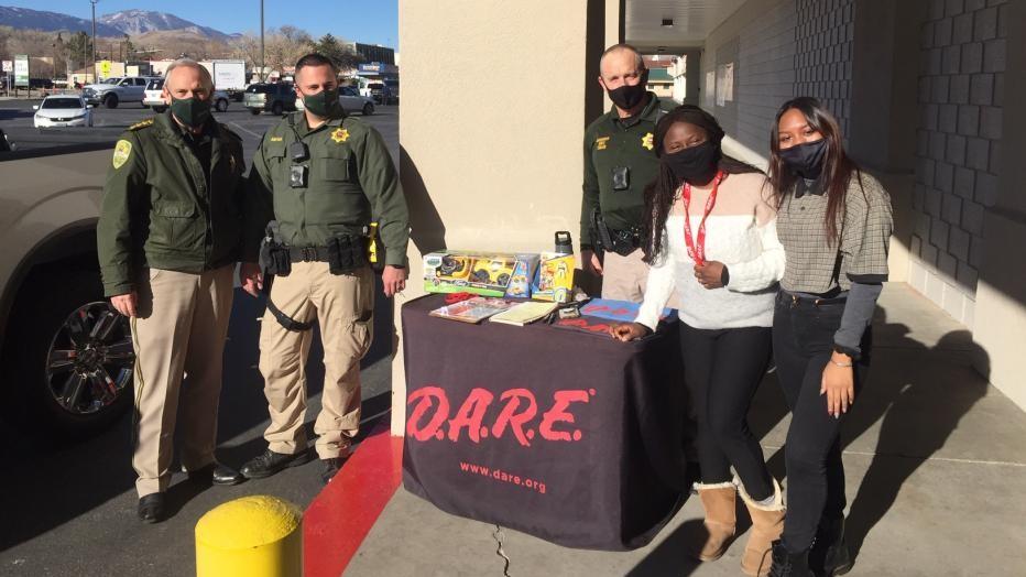 Carson City's D.A.R.E. Program Continues Amid COVID-19