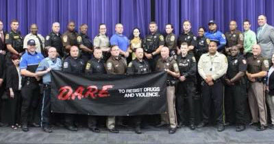 25 Deputies, Officers Graduate from D.A.R.E. Training Program Backed by Culpeper