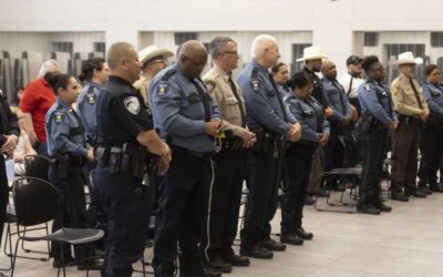 Conroe ISD Hosts D.A.R.E Training for Law Enforcement