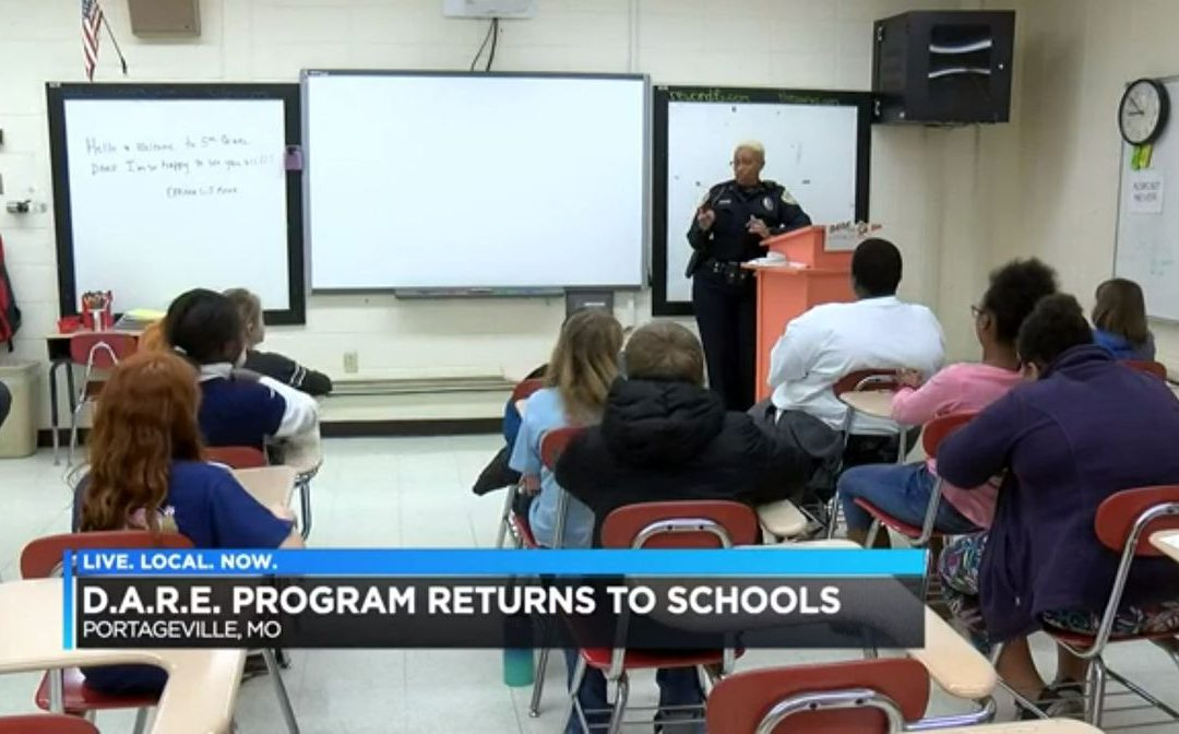 Heartland School District Brings Back D.A.R.E. Program