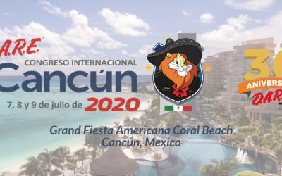 Agenda para la Conferencia Internacional  D.A.R.E. 2020