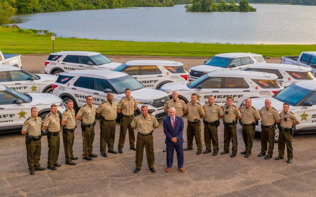 Etowah County Sheriff's Office Hosts D.A.R.E. Training Conference