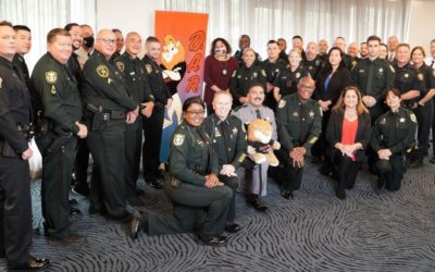 Florida D.A.R.E. Holds 85th Graduation